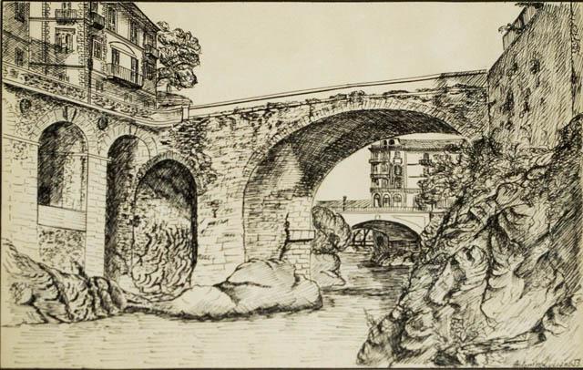 ponte vecchio ivrea