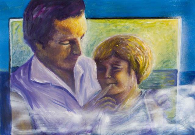 Davide e La Zia Laura