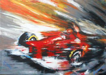 Schumacher-FERRARI-painting